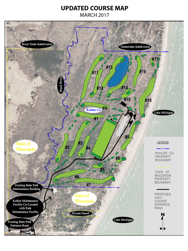Proposed Golf Course – ABOUT